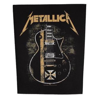 nášivka velká Metallica - Hetfield Guitar - RAZAMATAZ - BP0953