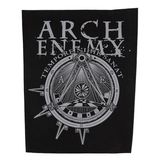 nášivka velká Arch Enemy - Illuminati - RAZAMATAZ, RAZAMATAZ, Arch Enemy