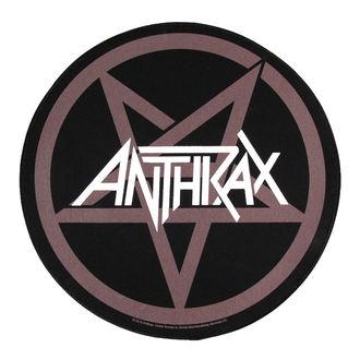 nášivka velká Anthrax - Pantathrax - RAZAMATAZ, RAZAMATAZ, Anthrax