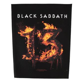 nášivka velká Black Sabbath - 13 - RAZAMATAZ, RAZAMATAZ, Black Sabbath