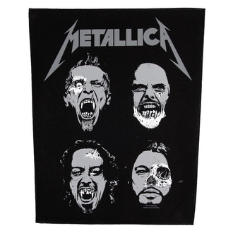 nášivka velká Metallica - Undead - RAZAMATAZ, RAZAMATAZ, Metallica