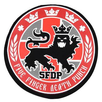 nášivka velká Five Finger Death Punch - Legionary Seal - RAZAMATAZ