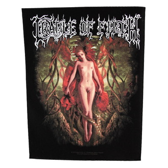 nášivka velká Cradle of Filth - Deflowering The Maidenhead - RAZAMATAZ, RAZAMATAZ, Cradle of Filth