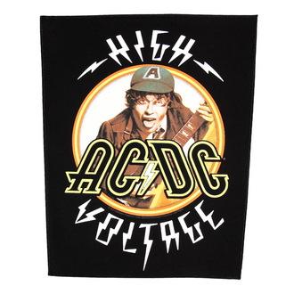 nášivka velká AC/DC - High Voltage - RAZAMATAZ, RAZAMATAZ, AC-DC