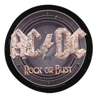 nášivka velká AC/DC - Rock Or Bust - RAZAMATAZ, RAZAMATAZ, AC-DC