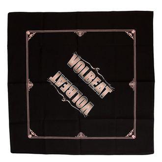 šátek Volbeat - Raven Logo - RAZAMATAZ, RAZAMATAZ, Volbeat
