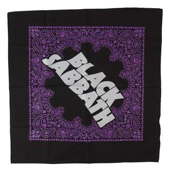 šátek Black Sabbath - Logo - RAZAMATAZ, RAZAMATAZ, Black Sabbath