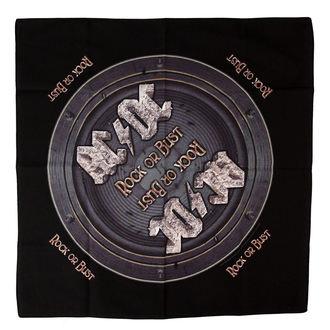 šátek AC/DC - Rock Or Bust - RAZAMATAZ, RAZAMATAZ, AC-DC