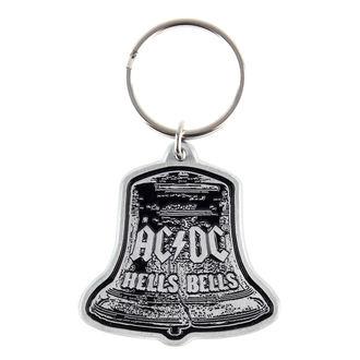 klíčenka (přívěšek) AC/DC - Hells Bells - RAZAMATAZ, RAZAMATAZ, AC-DC