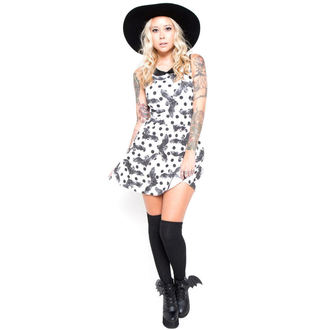 šaty dámské IRON FIST - Nocturnal - White - 1035IFLLIC