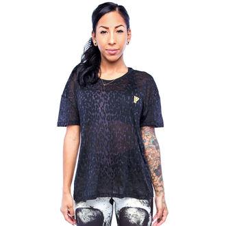 tričko dámské IRON FIST - Seeing Spots - Black - 6011IALSST