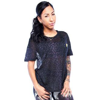 tričko dámské IRON FIST - Seeing Spots - Black