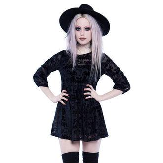 šaty dámské IRON FIST - Bat Royalty - Black - 1036IFLLIC