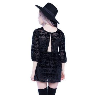 šaty dámské IRON FIST - Bat Royalty - Black