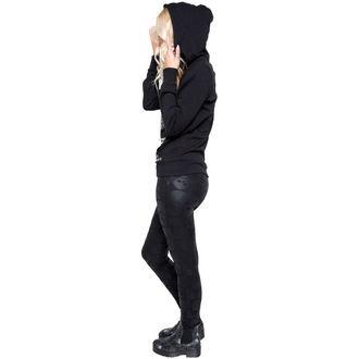 kalhoty dámské (legíny) IRON FIST - Skullz Club - Black, IRON FIST