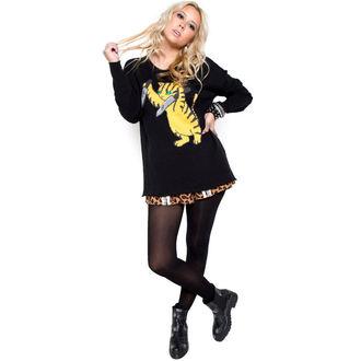 svetr dámský IRON FIST - Stabby Catt - Black - IF003697