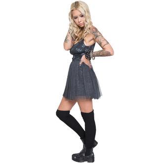 šaty dámské IRON FIST - Misfits - Black, IRON FIST
