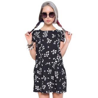 šaty dámské IRON FIST - Scatterbrain - Black, IRON FIST