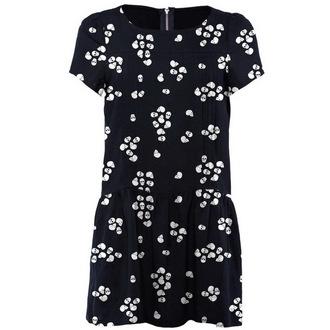 šaty dámské IRON FIST - Scatterbrain - Black