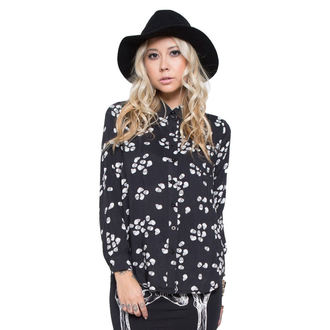 košile dámská IRON FIST - Scatterbrain - Black - IF003661