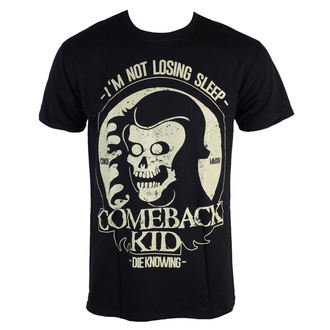 tričko pánské Comeback Kid - Reaper - Black - KINGS ROAD, KINGS ROAD, Comeback Kid