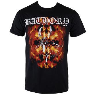 tričko pánské Bathory - Fire Goat - PLASTIC HEAD