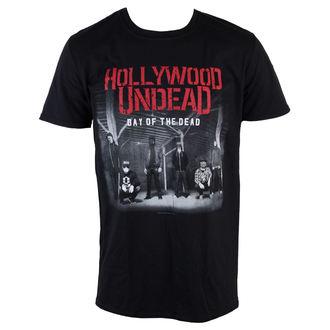 tričko pánské Hollywood Undead - Day Of The Dead - PLASTIC HEAD - PH9216