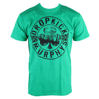 tričko pánské Dropkick Murphys - Boot - Green Kelly - KINGS ROAD, KINGS ROAD, Dropkick Murphys