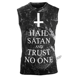 tílko pánské AMENOMEN - HAIL SATAN AND TRUST NO ONE, AMENOMEN
