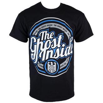 tričko pánské The Gost Inside - Circle Logo - Black - KINGS ROAD - 1660
