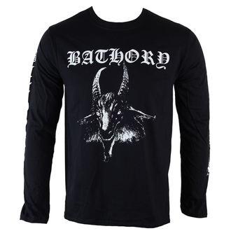 tričko pánské s dlouhým rukávem Bathory - Goat - PLASTIC HEAD