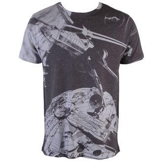tričko pánské Star Wars - Space Battle (Dye Sub) - PLASTIC HEAD