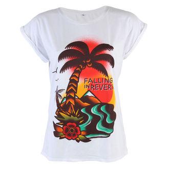 tričko dámské Falling In Reverse - Island - PLASTIC HEAD, PLASTIC HEAD, Falling In Reverse