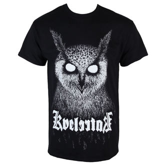 tričko pánské KINGS ROAD - Kvelertak - Barlett Owl - Black - KINGS ROAD, KINGS ROAD, Kvelertak