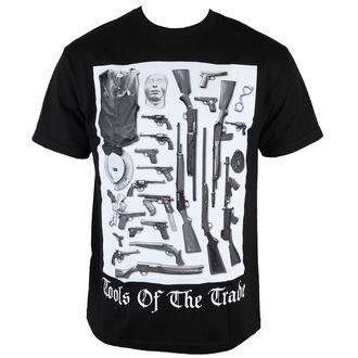tričko pánské MAFIOSO - Tools - Black - 52004