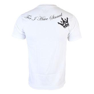 tričko pánské MAFIOSO - Confessions - White, MAFIOSO