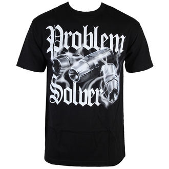 tričko pánské MAFIOSO - Problem Solver - Black - 52008