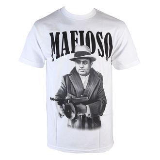 tričko pánské MAFIOSO - Capone - White - 53004