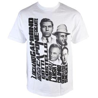 tričko pánské MAFIOSO - Mobbin 2.0 - White - 54005-2
