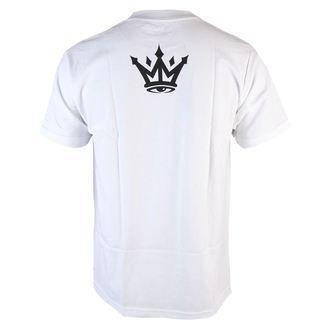 tričko pánské MAFIOSO - Mobbin 2.0 - White, MAFIOSO