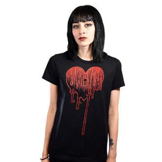 tričko dámské Akumu Ink - Bleeding Heart - 7TW13