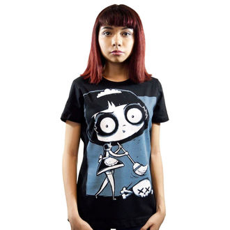 tričko dámské Akumu Ink - Hidden - 9TW03