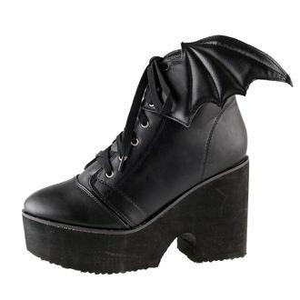 boty dámské IRON FIST - Bat Wing - Black - 70751IFLLIC-Black/Black
