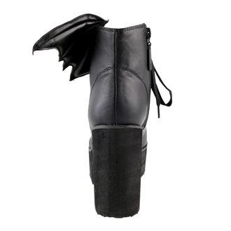 boty dámské IRON FIST - Bat Wing - Black
