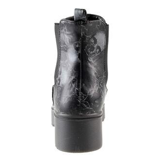 boty dámské  IRON FIST - Urban Decay Heavy Sole - Black
