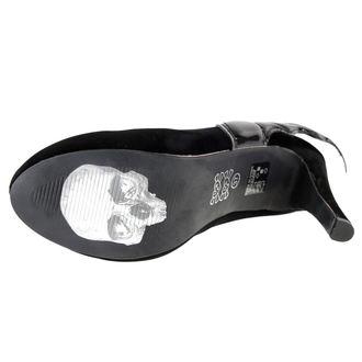 boty dámské (střevíce) IRON FIST - Night Stalker Platform - Black