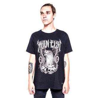 tričko pánské IRON FIST - Tiger Strike - Black, IRON FIST