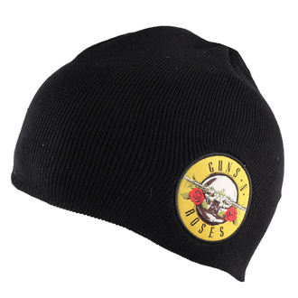 kulich Guns N' Roses - Bullet Logo Cotton - Black - ROCK OFF, ROCK OFF, Guns N' Roses