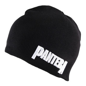 kulich Pantera - Logo Cotton - Black, ROCK OFF, Pantera