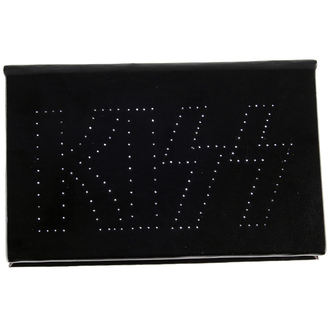 poznámkový blok  Kiss - Light- Up - Black